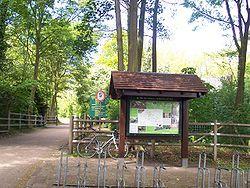 Pan van Persijn (Panbos), Katwijk/Wassenaar - Wandelen, recreëren, picknicken, sporten (hardlopen en gebruikmaken van diverse toestellen), speelweiden, vijvers, hertenkamp, NatuurOntdekkingspad