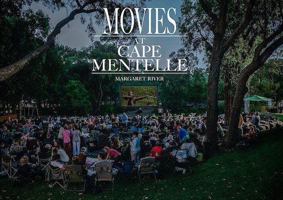 Movies at Cape Mentelle, Margaret River