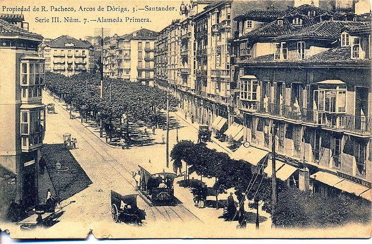 Alameda primera Santander