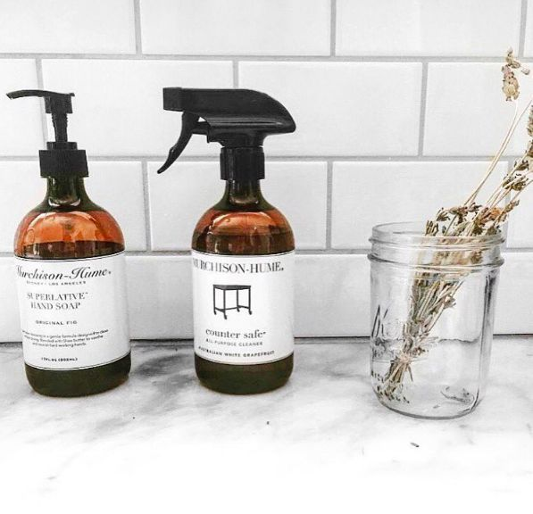Clean is beautiful! Shop @murchisonhume's effective plant-based cleaning products at @luxandeco, and have your home smelling fresh with their formaldehyde-free, cosmetic grade scents. #clean #ecofriendly