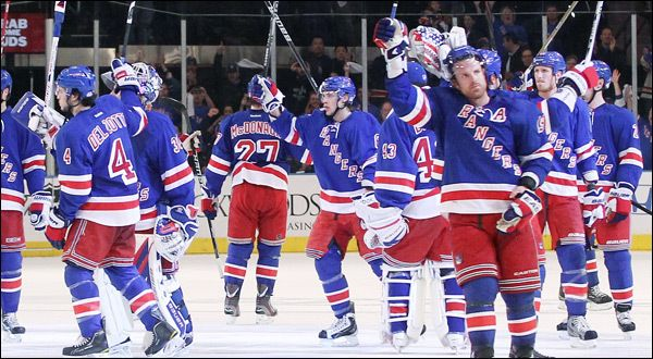 New York Rangers -- Subscription Information Inquiry 2012-13 - New York Rangers - Tickets