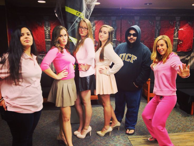 mean girls halloween costume - Girls Halloween Party