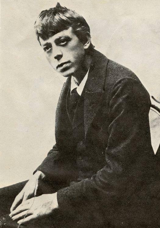 robert walser, c. 1898-1900