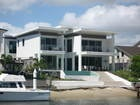 """""""Riviera"""" Home Waterfront home built by Gold Coast Unique Homes. #waterfronthomesgoldcoast #customhomesbuildergoldcoast"""