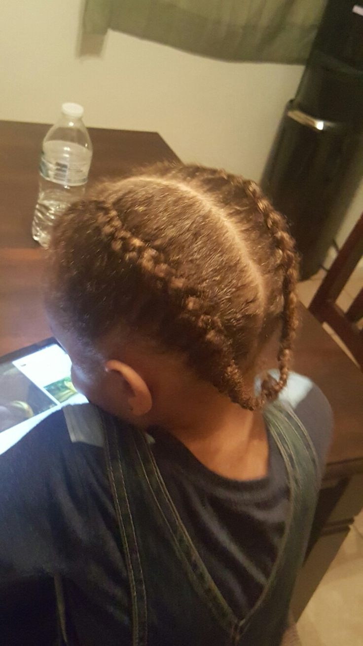 Pin By 17024871993 On Boys Biracial Hair / Braids