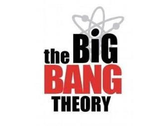 2 VIP tickets to The Big Bang Theory taping 2013-2014 season +signed cast photo - Online Fundraising Auction - BiddingForGood