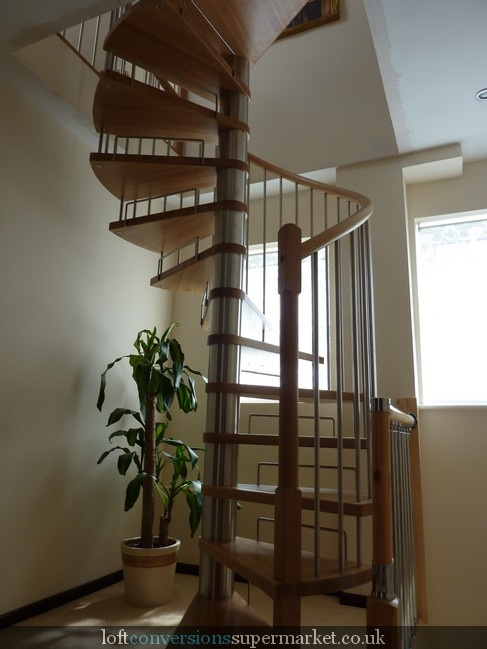 Loft Conversions Pictures - Staircases...