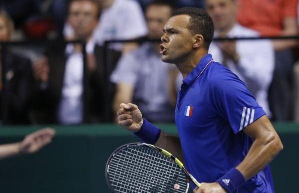 Tsonga critique le public (finale de Coupe Davis) - http://www.actusports.fr/125184/tsonga-critique-le-public-finale-de-coupe-davis/