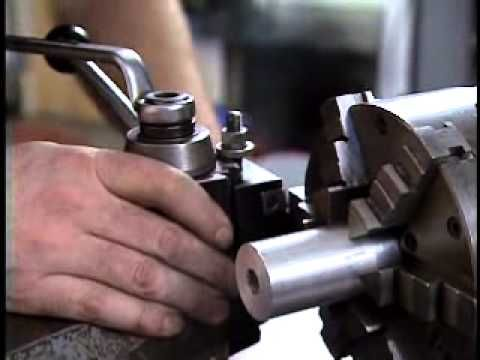 Essential Machining Skills: Working with a Lathe, Part One - YouTube