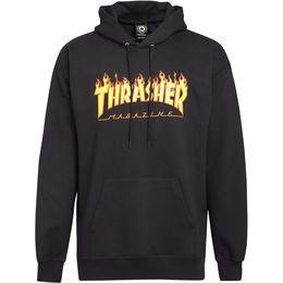 Sweat Flame noir Thrasher