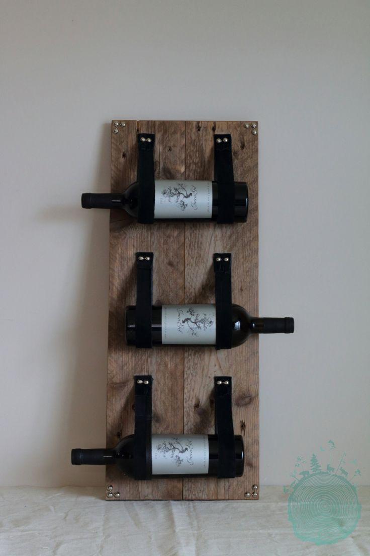 les 25 meilleures id es de la cat gorie support bouteille en exclusivit sur pinterest les. Black Bedroom Furniture Sets. Home Design Ideas