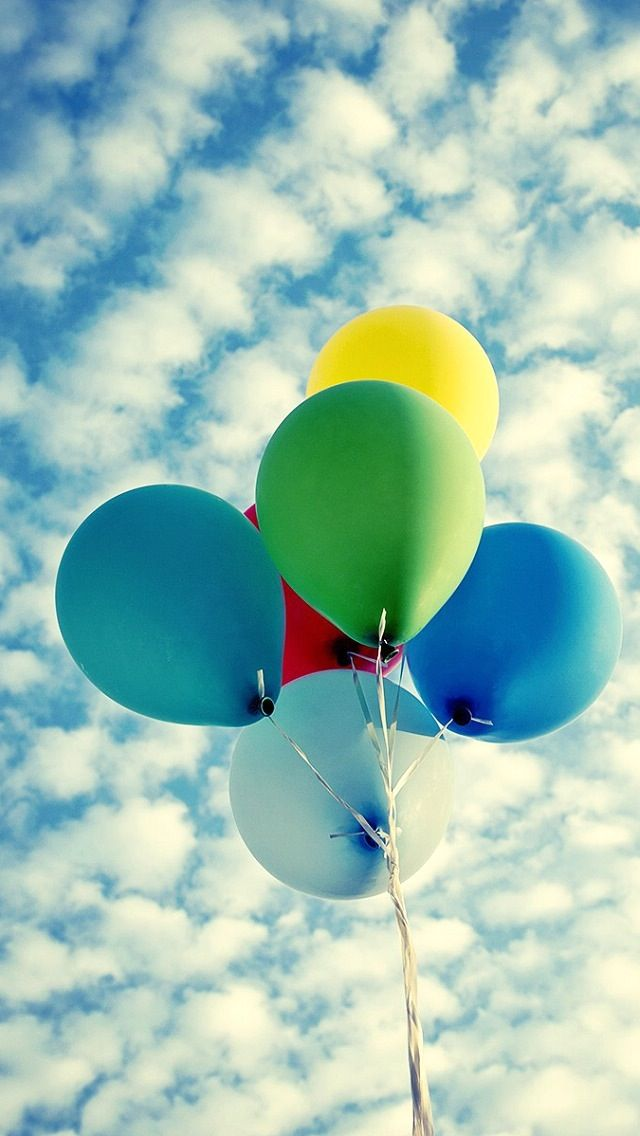 339 best balloons images on pinterest blue skies flies for Amazing wallpaper for tab