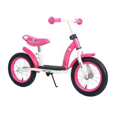Yipeeh loopfiets - 12 inch - roze  Welke kleine diva wil nu niet leren rijden op deze schitterende roze Yipeeh-loopfiets van 12 inch?  EUR 53.99  Meer informatie