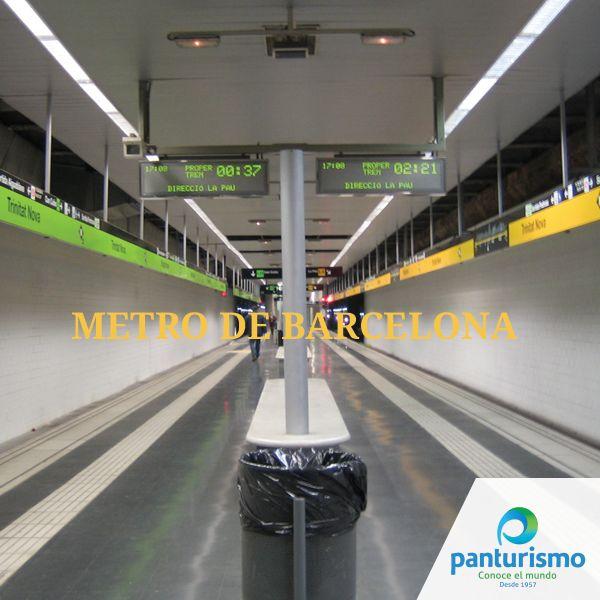 Sabías que… Hay 12 estaciones de metro abandonadas en el subsuelo barcelonés. Algunas se abren al público de vez en cuando en eventos especiales como noches de terror, también se han utilizado como escenarios de películas (por ejemplo, Rec3).