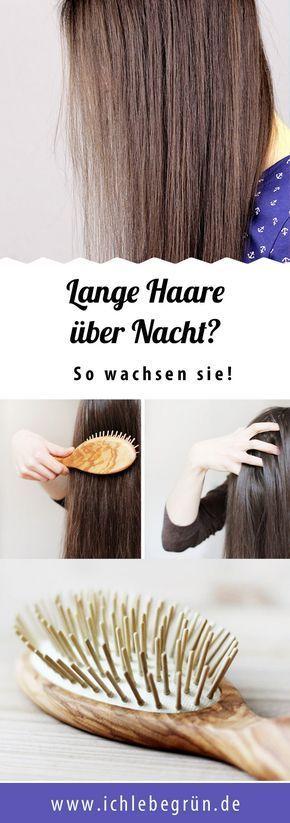 So wachsen deine Haare schneller – mit diesen Tipps wird das Haarwachstum angere …