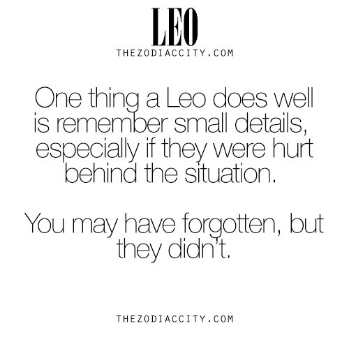 Zodiac Leo Facts.For more information on the zodiac signs, clickhere.