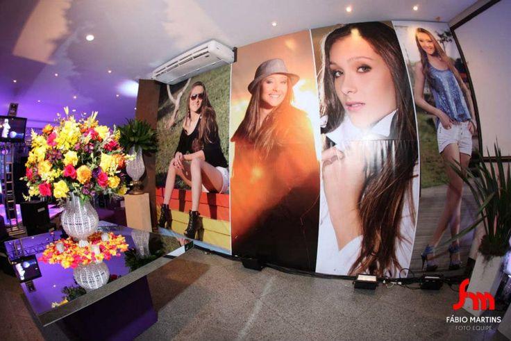 15 Anos Rafaela Scur   #evento #festa #party #decoracao #15anos http://www.milleniumfestas.com.br/