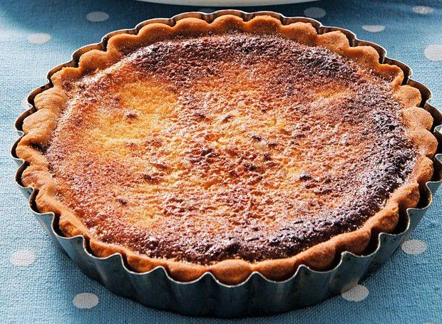 Tortinha de maracujá brûlé (Foto: StockFood /Great Stock!)