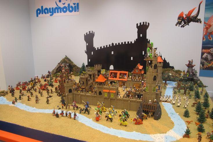 El castillo de Playmobil | La época medieval en Playmobil. L… | Flickr
