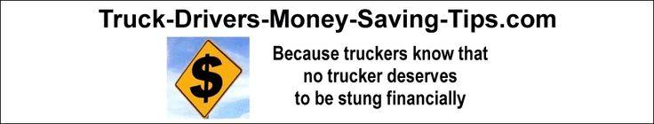 Truck-Drivers-Money-Saving-Tips.com logo