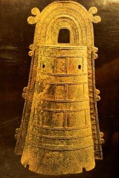 Dataku (bronze bell) - Yayoi Period