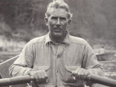Rogue River Inspired Author Zane Grey and is featured in his novel Rogue River Feud.  http://www.opb.org/artsandlife/article/rogue-river-inspired-author-zane-grey/