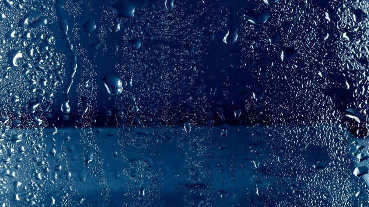 Sonido de la lluvia para dormir, relajarse y meditar. Sonidos de la naturaleza, la música relajante.