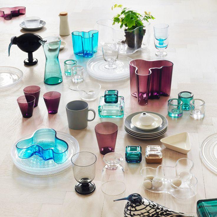#design3000 Glas von Iittala - Handwerk mit Stil!