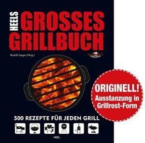 500 Grillrezepte: Heels großes Grillbuch – hier ansehen!