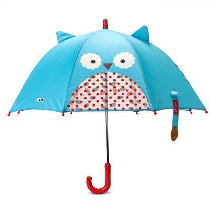 Nówka nieśmigana! Super fajna parasolka od Skip Hop. Na jesień i deszczowe dni, idealne! <3   #skiphop #dziecko #jesien #deszcz