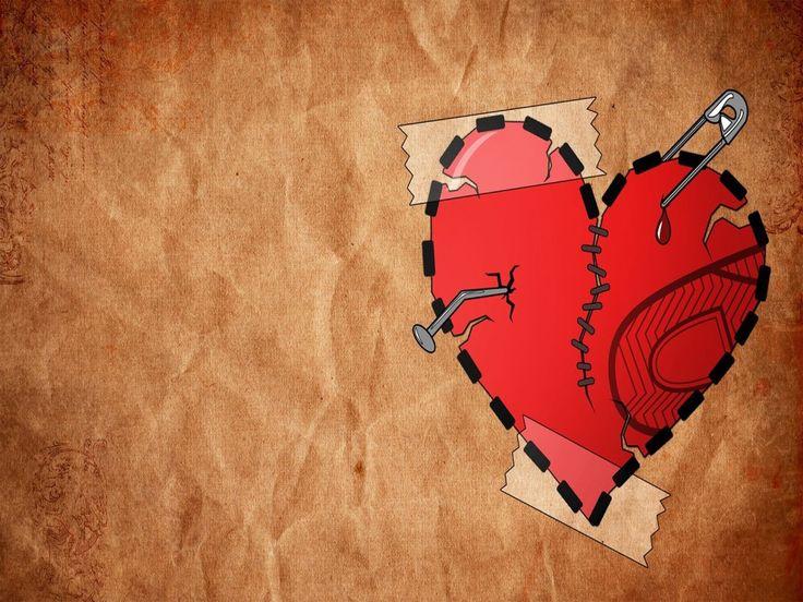 Broken Heart Pics