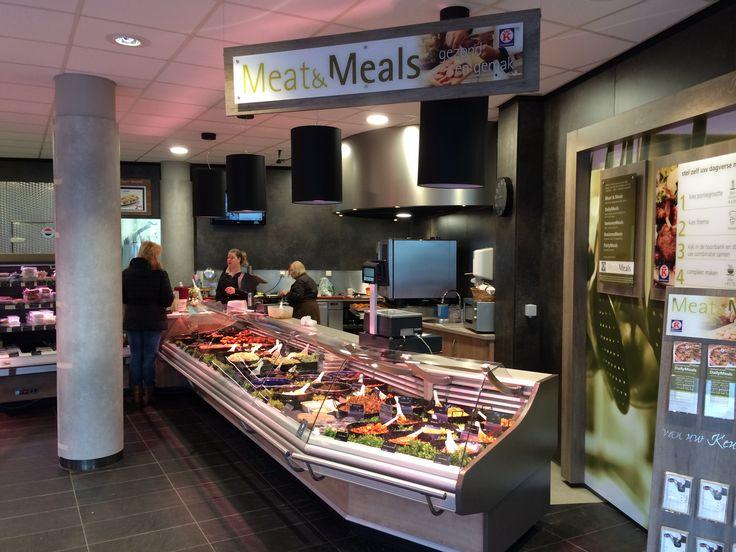 Keurslager Vrijhof, Meat & Meals