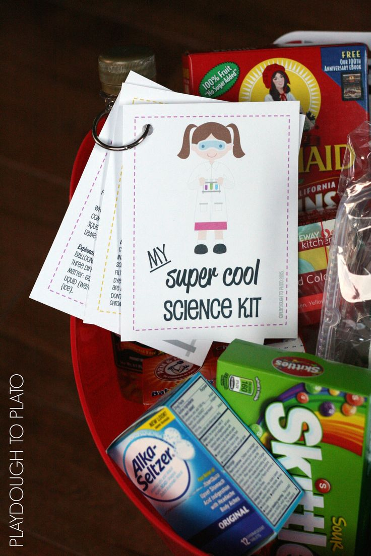 Super Cool Science Kit for Kids @nora6160  - this would be cool for Dom instead of an Easter basket.
