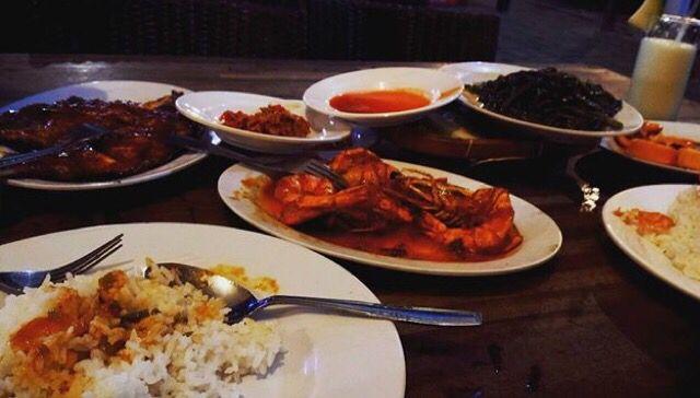 Bandar Djakarta Seafood Ancol, Jakarta