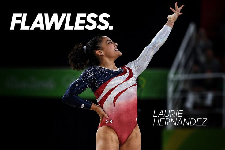 NBC Olympics ‏@NBCOlympics Aug 9 Try to watch @lzhernandez02's floor routine and NOT smile. It's not possible. #Rio2016 USA Gymnastics