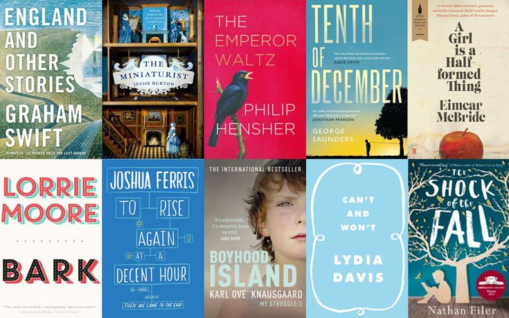 The must-read novels and short story collections released in 2014 so far.   Updated weekly