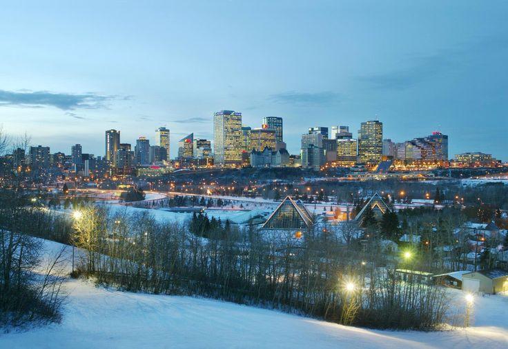 Edmonton, Alberta, Canada 2015