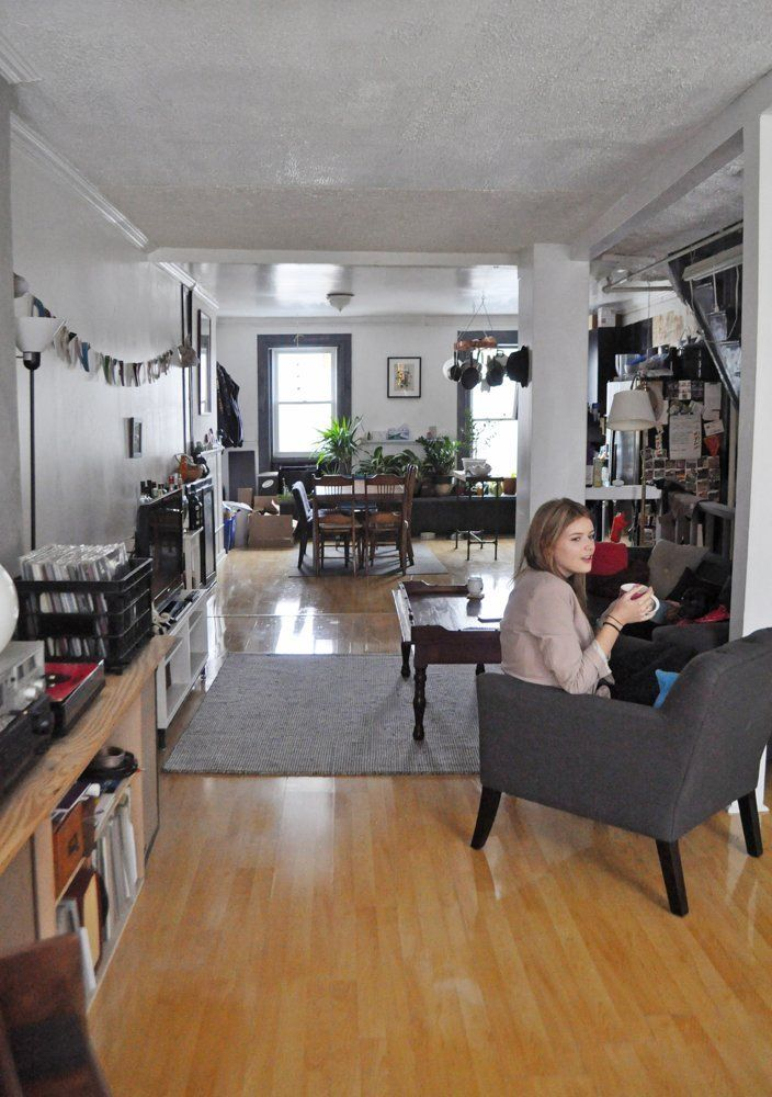 Mikes apartment zoe