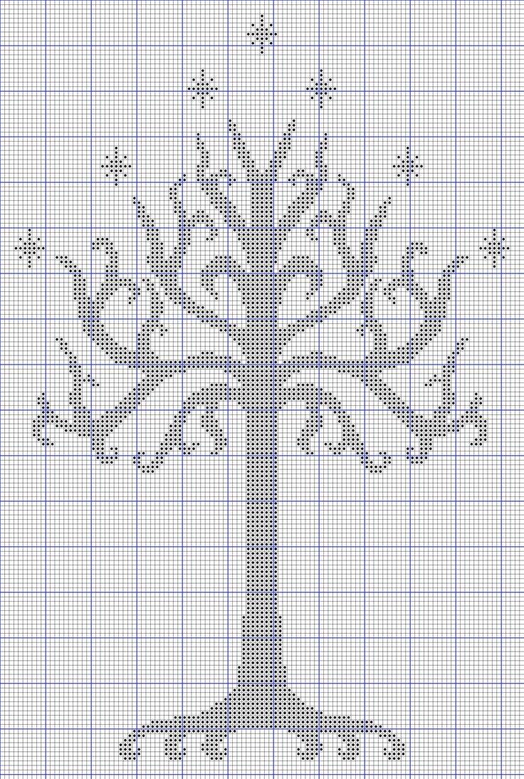 25+ best Tree of gondor ideas on Pinterest Tree of gondor tattoo, Tolkien t...