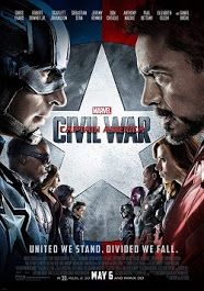 Capitan America Civil War online latino 2016 VK