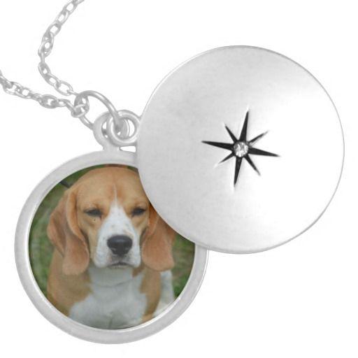 Adorable Beagle Lockets