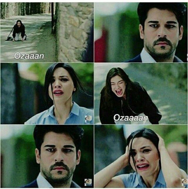 this scene tears everywhere .. the acting is sooo Real #KaraSevda