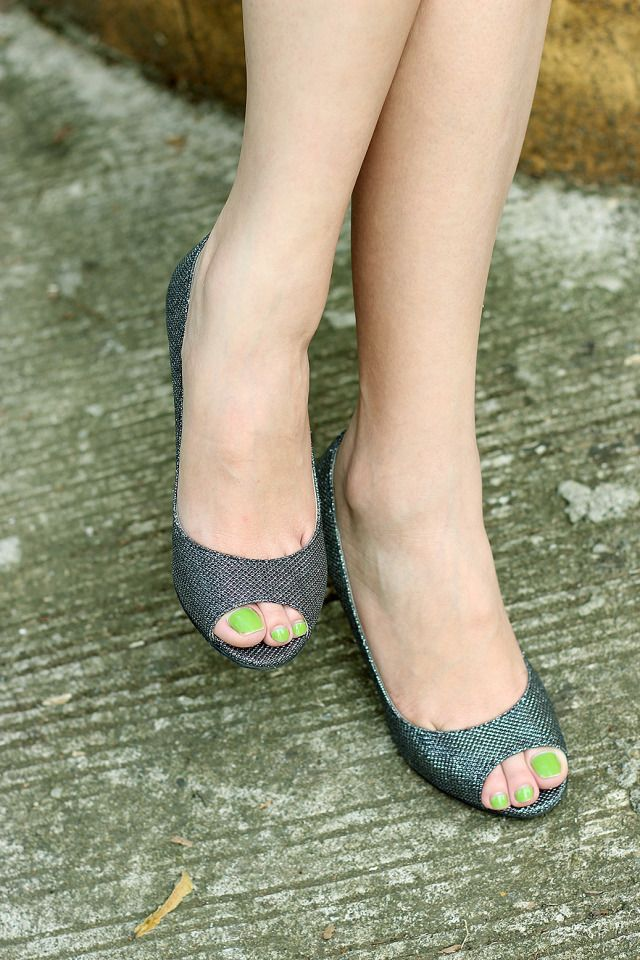 PHP150.00 ($3.36 USD) for GREY HEELS. You can find out where