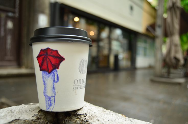 weare coffee when it rains