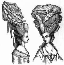 Картинки по запросу парики с кораблями барокко