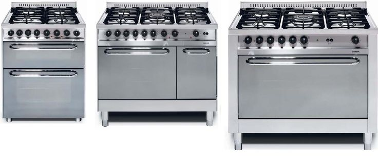 Maxima-a unique collection of gas and dual fuel cookers from lofra