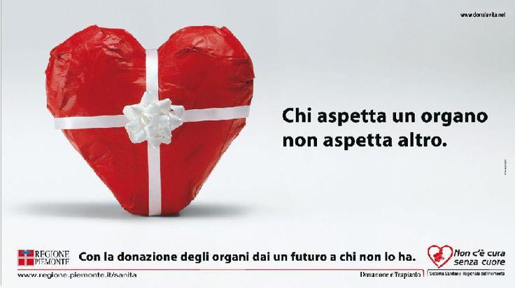 Campania, cresce il numero delle donazioni di organi