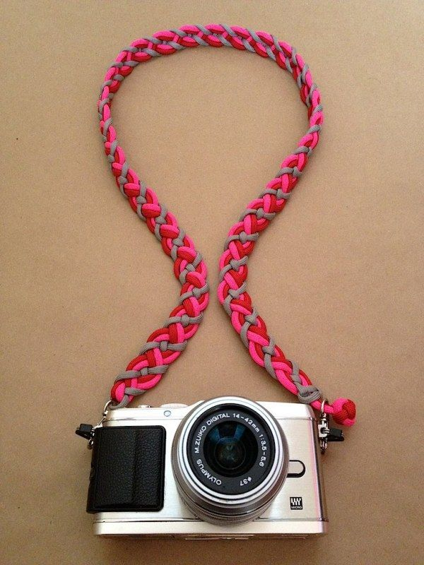 Very Cool Camera Strap!