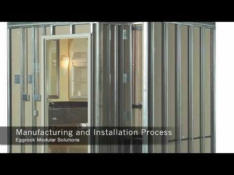 Manufacturing & Installing Eggrock's Factory-Built Bathrooms