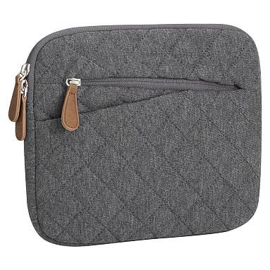Mason Charcoal Tablet Case, Charcoal